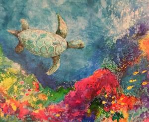 Dawn Campbell - Turtle