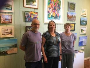 Sunshine Coast Plein Air Painters Group