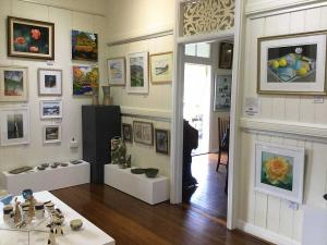 Yandina Historic House Art Gallery