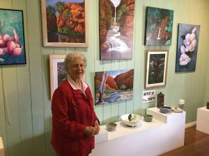 Barbara Neale - Artist of the Month September 2017