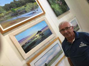Don Woodley Artist of the Month September 2019