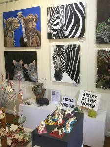 Fiona Groom Artist of the Month December 2019