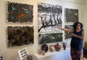 Fiona Groom Artist of the Month December 2020