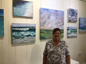 Leigh Elks Artist of the Month FEB 2020