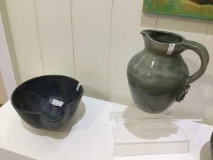 Sandra Robertson Pottery Designs