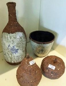 Carol Forster ceramics