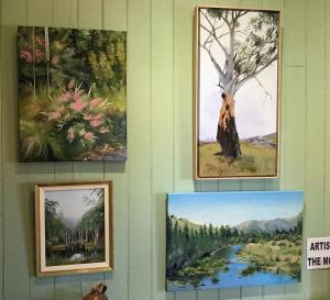 Don Woodley artist of the month August 2017