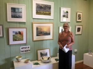 Karen Gemming - Artist Of The Month, April 2017