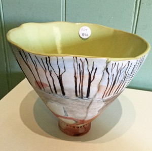Pam Walsh ceramic