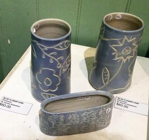 Sandra Robertson ceramics